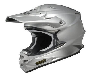 Shoei Vfx-w Silver Talla: Xxl Motocicleta Off-road-helmet