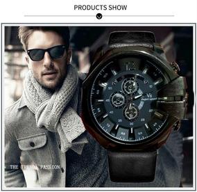 Relógio Masculino Grande E Barato