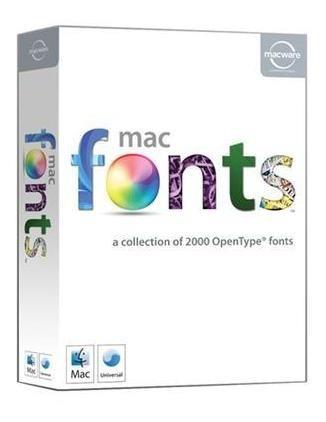 Macfonts - Mac