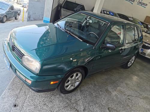 Imagem 1 de 12 de Volkswagen Golf  Gl 1.8 Mi Gasolina Manual 1997