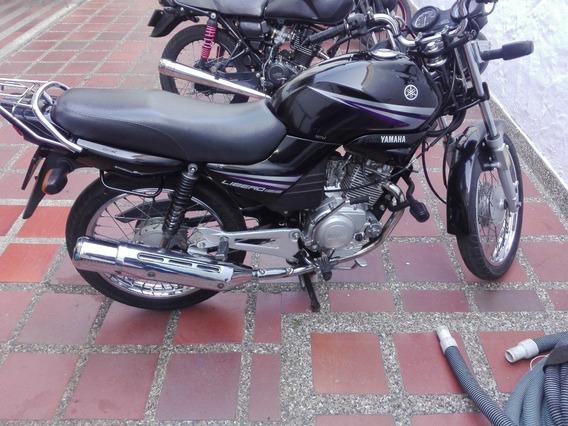 Liber O 125 Yamaha