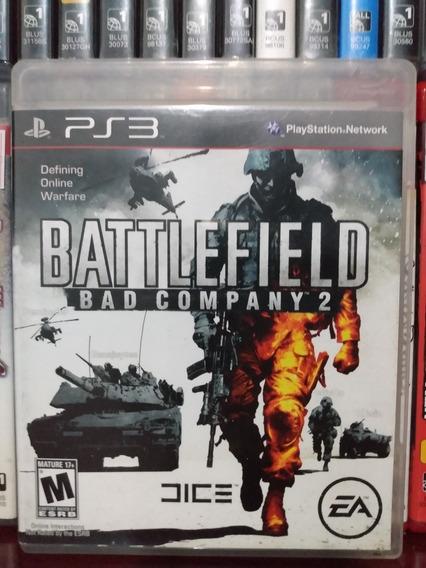 Battlefield Bad Company 2 Original Ps3 Parcelament Sem Juros