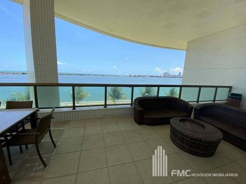 Apartamento Padrão Com 3 Quartos No Edf. Pier Duarte Coelho - Vd1829-v