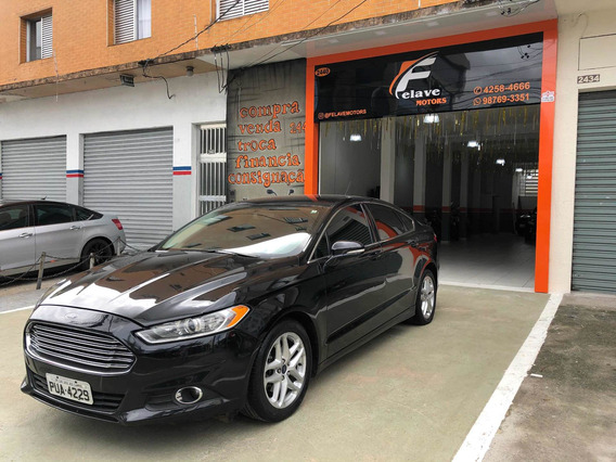 Fusion 2.5 Flex Aut. 4p 2014 Com Multimídia Original Ford