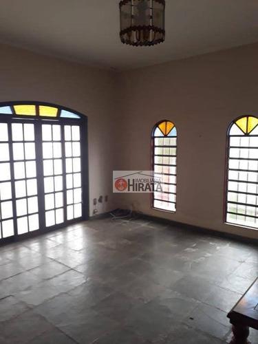 Casa Com 3 Dormitórios À Venda, 160 M² Por R$ 450.000,00 - Parque Brasília - Campinas/sp - Ca1637