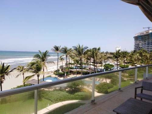 Renta Anual Departamento Playamar Tres Cantos Acapulco