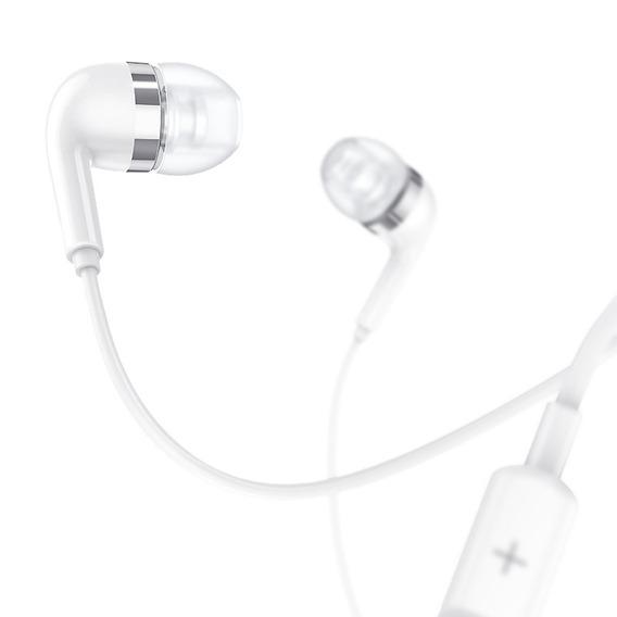 Usams Profissional In-ear Fone De Ouvido Com Fio De Metal Hi