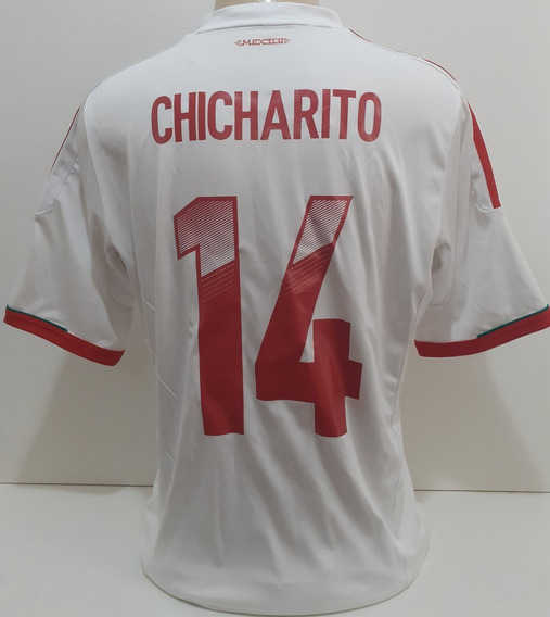 Camisa México Chicharito 2013 Original adidas - Me