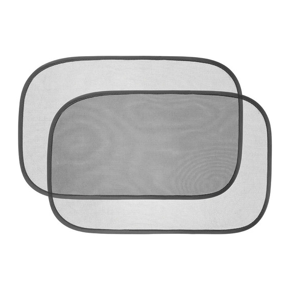 Protetor Solar Duplo Para Carro 2pcs Multikids Baby- Bb076