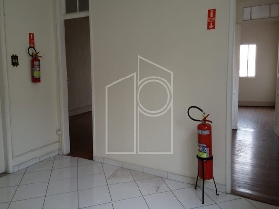 Casa Comercial E Residencial No Piso Superior Para Locação No Centro De Jundiaí - Ca04948 - 33133376