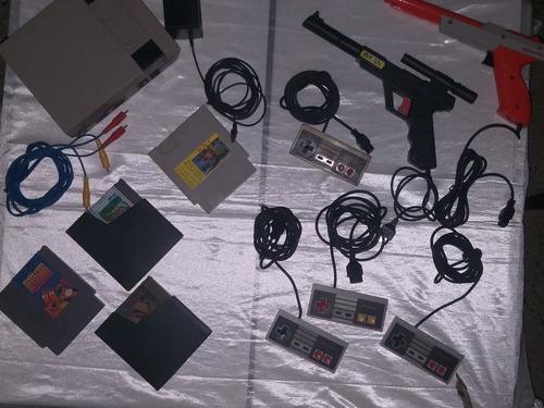 Nintendo Nes Y Accesorios