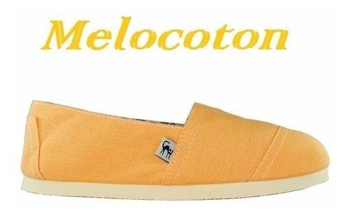 Melocoton - Alpargatas De Diseño Chequepasa