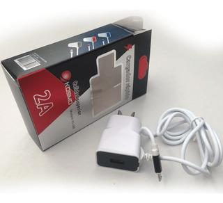 Cargador Micro Usb Potenciado 2a Kosmo Para Todas Las Marcas