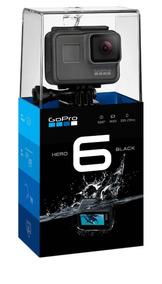 Câmera Digital Go Pro Hero 6 Black 4k Original + Garatia 12m