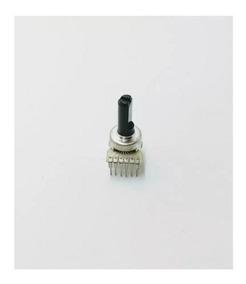 Potenciômetro 50k 6 Terminais B503 Mini - Kit C/ 05 Pçs