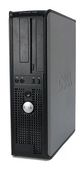 Cpu Dell Optiplex 780 Core 2 Duo 4gb Ddr3 Hd 160gb