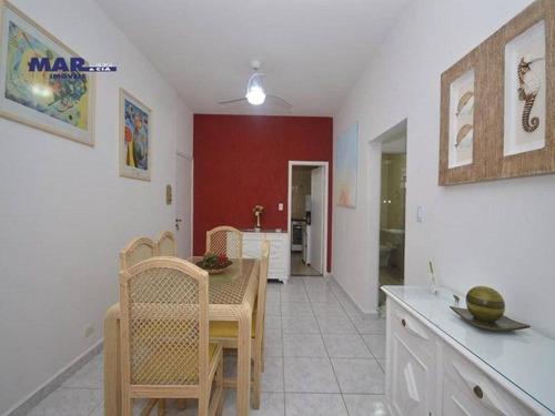 Imagem 1 de 10 de Apartamento Residencial À Venda, Centro, Guarujá - . - Ap8939