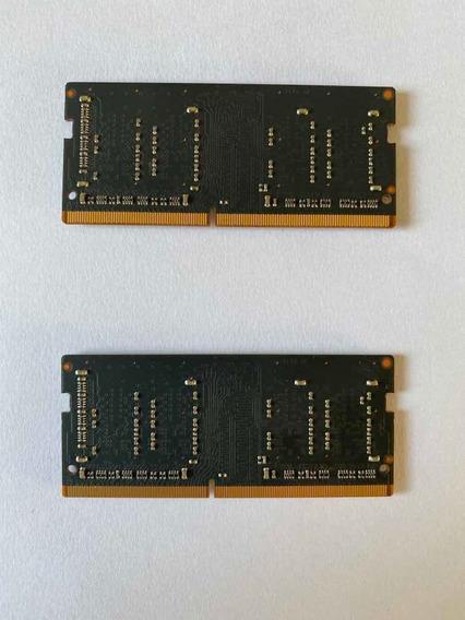 Memoria Ram iMac Original 8gb (2x4gb), 2133 Mhz Ddr4 Sdram