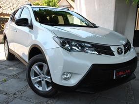 Toyota Rav4 2.5 Super Lujo Automatico 2014 Flamantisimo