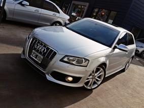 Audi S3 Tfsi S-tronic Inmaculado Todos Los Servís Ech