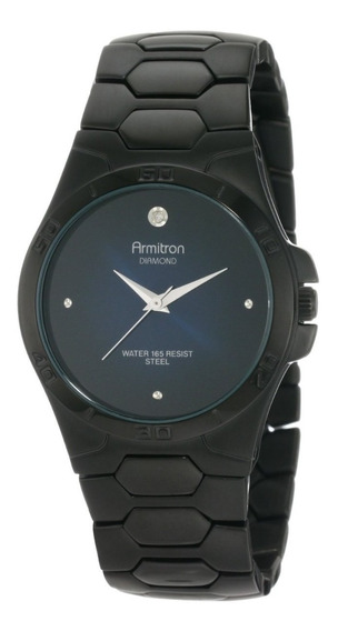 Reloj Para Hombre De Pulcera Armitron Diamond Accented Hm4