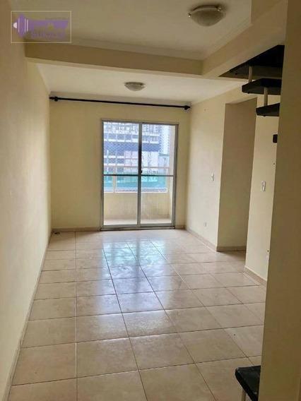 Apartamento Duplex Com 3 Dormitórios À Venda, 134 M² Por R$ 398.000,00 - Vila São Pedro - Santo André/sp - Ad0006