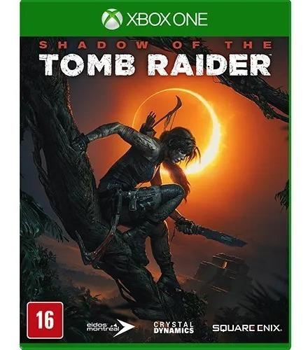Jogo Xbox One Shadow Of The Tomb Raider Novo