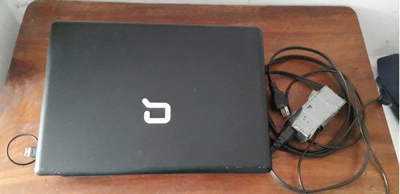 Laptop Compaq Presario C-700.
