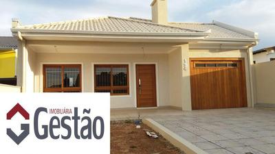 Casa / Sobrado Com 03 Dormitório(s) Localizado(a) No Bairro Centro Em Nova Santa Rita / Nova Santa Rita - C0449