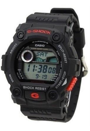 Relógio Casio G-shock G7900-1dr Original Lua Maré Caixa Etc