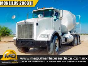 Camion Hormigonera Kenworth - Mcneilus 2003, Concreto
