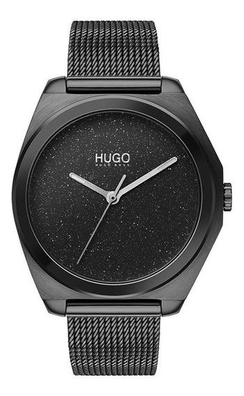 Reloj Hugo By Hugo Boss Dama Color Negro 1540026 - S007