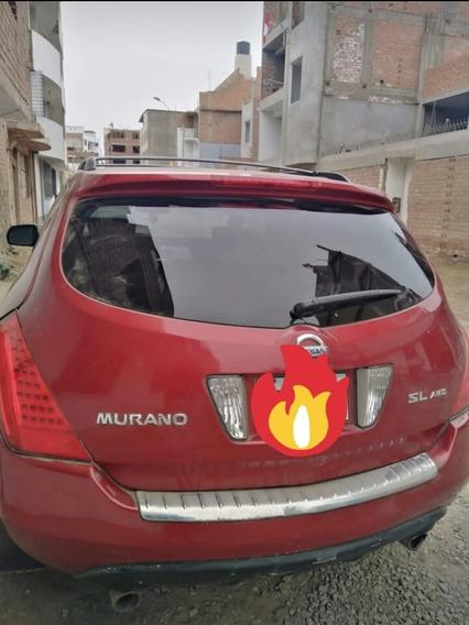 Nissan Murano Sl 4x4
