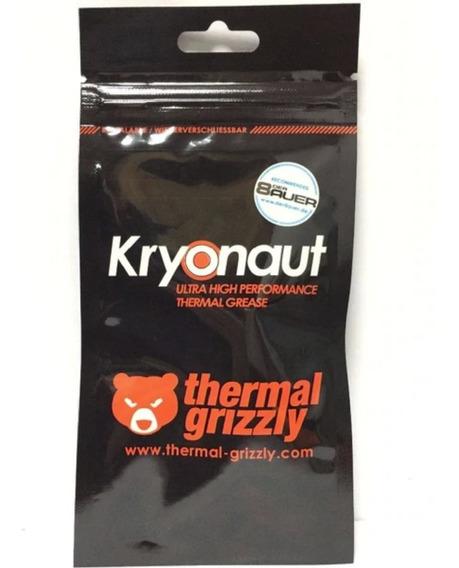 Pasta Térmica Thermal Grizzly Kryonaut 1g Frete Grátis Br!!!