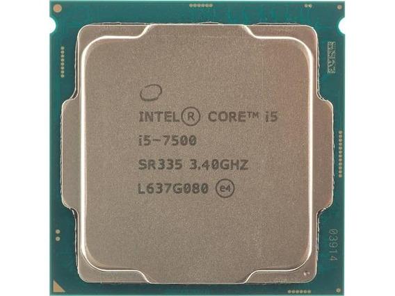Processador Intel Core I5-7500 Cache 6mb, 3.4ghz Lga 1151