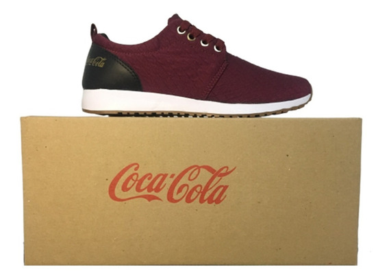 Tênis Coca-cola Sense