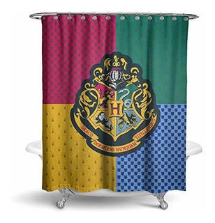 Fabrica De Tunicas Harry Potter Cortina De Ducha Hogwarts Ca