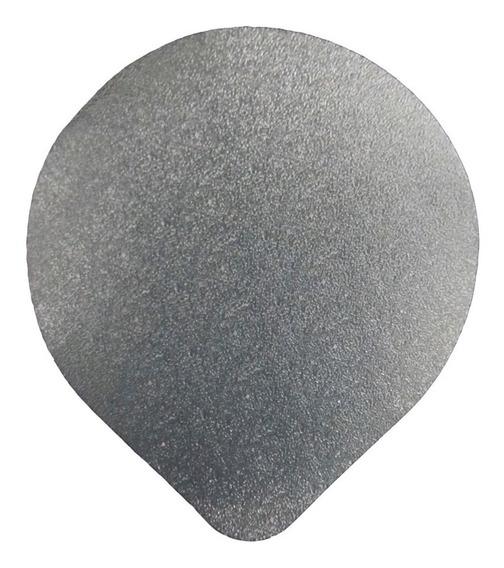 1000 - Selos De Alumínio 150mm Para Potes