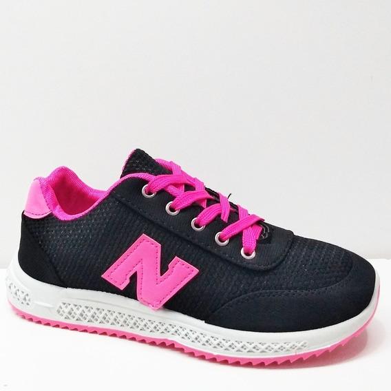 Zapatos Deportivos Modelo New Balance Fashion Damas Bingo Hi