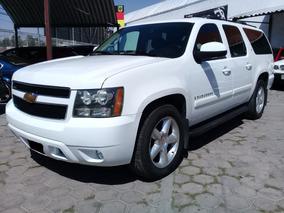 Chevrolet Suburban 2008 Blanco