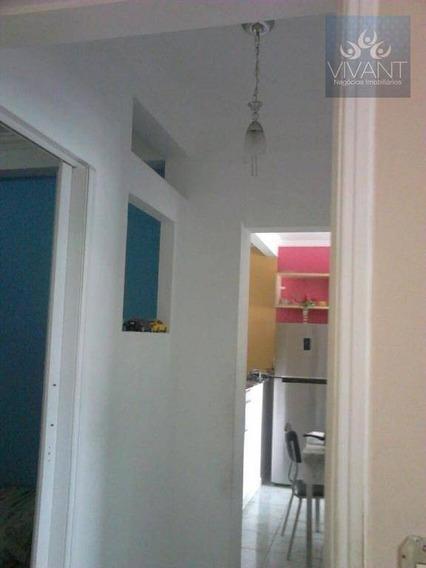 Apartamento Com 1 Dormitório À Venda Por R$ 160.000,00 - Parque Suzano - Suzano/sp - Ap0249