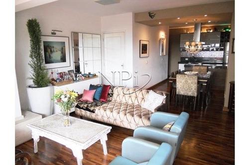 Il Terraco Company Apartamento Vila Clementino - Npi Imoveis - V-5122