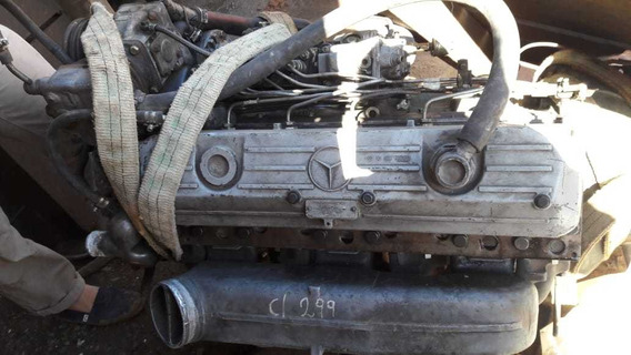 Mercedes Benz Motor