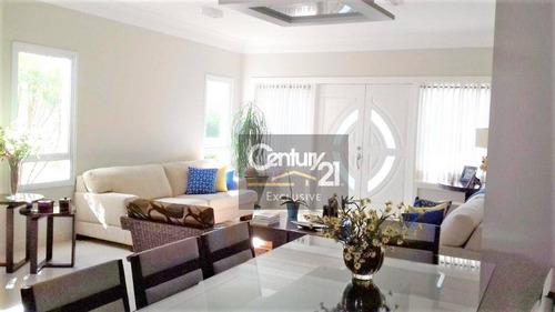 Casa À Venda, 330 M² Por R$ 1.450.000,00 - Condomínio Esplendor - Indaiatuba/sp - Ca0714