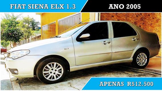Fiat Siena 2005 1.3 Elx