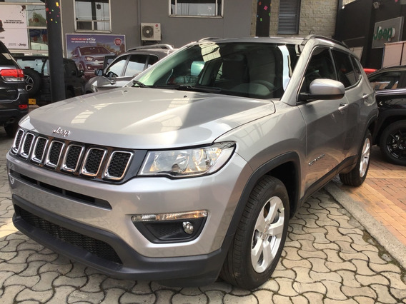 Jeep Compass Longitude Pluss 2020 Techo Panoramico