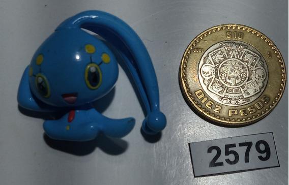 Pokemon Azul Manaphy Moneda De Colección-Nuevo