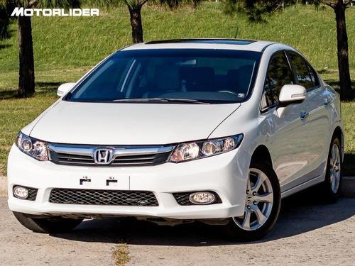Imagen 1 de 14 de Honda Civic Exs 1.8 At Extra Full - Permuta / Financia