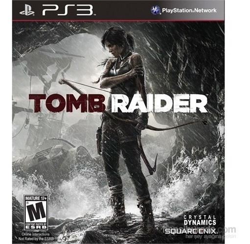 Tomb Raider 2013 (mídia Física) - Ps3