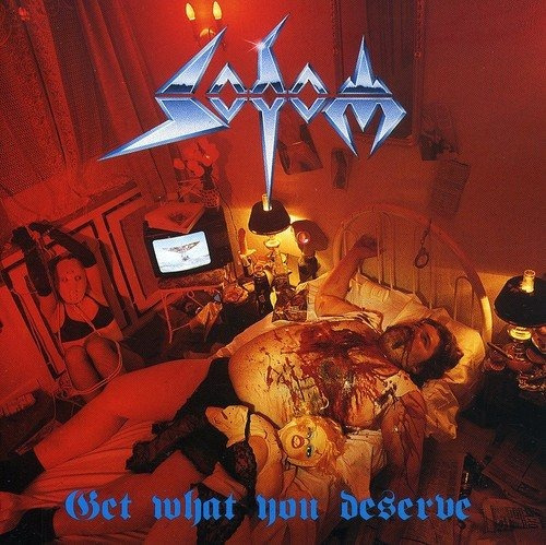 Cd : Sodom - Get What You Deserve (germany - Import)